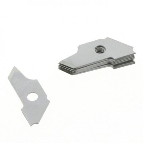 Lames de rechange pour cutter compas - 10 pièces
