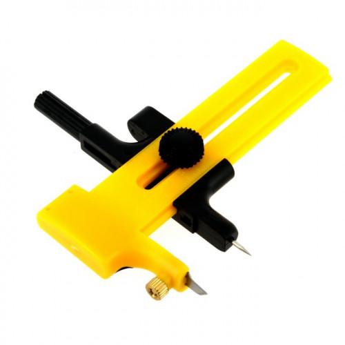 Cutter compas + 2 lames de rechange