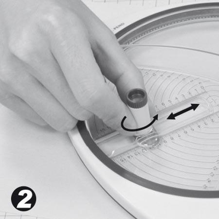 Découpeur de cercles