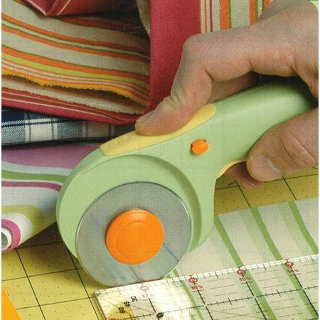 Lame 45 mm pour cutter rotatif - Zigzag