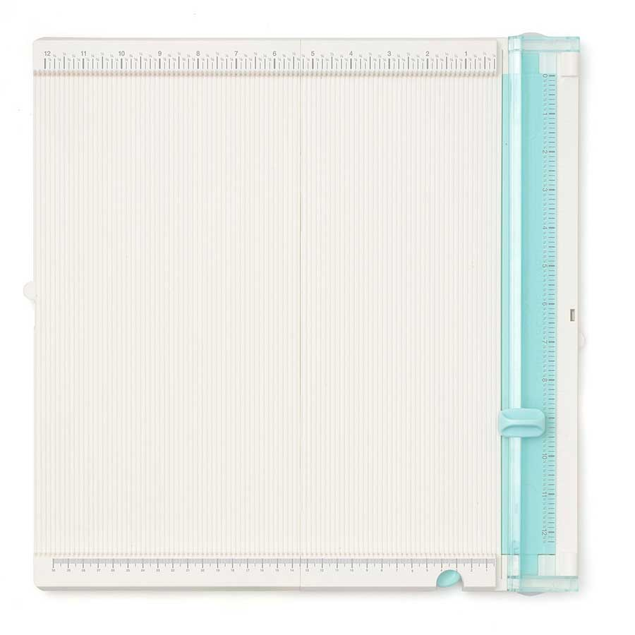 Massicot-Planche de rainurage Trim & Score Board