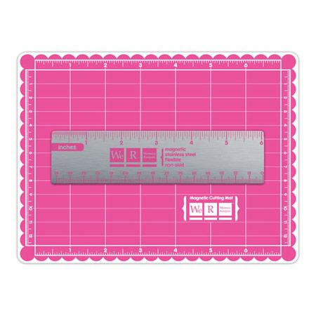 Mini Magnetic - Mat & ruler