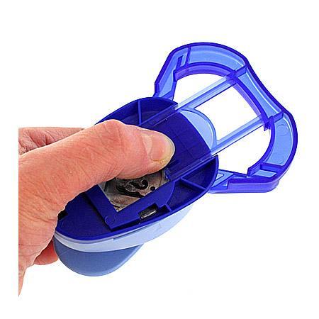 Perforatrice d'angle - Coin arrondi
