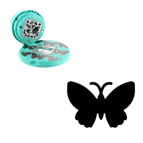 Perforatrice volante - Papillon