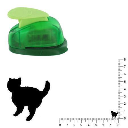 Petite perforatrice - Chat 1 - Env 1 cm