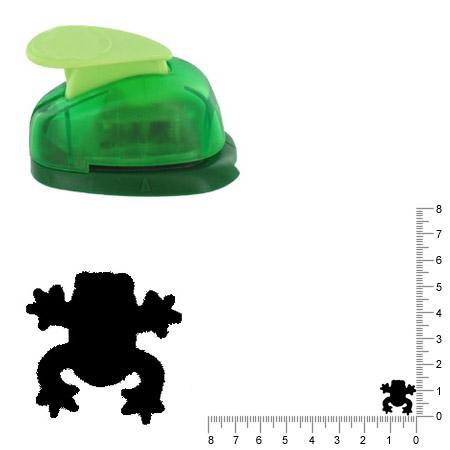 Petite perforatrice Grenouille - 1,3 cm