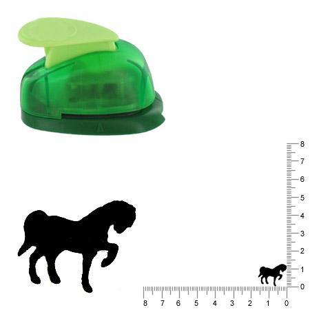 Petite perforatrice - Cheval - 1,5 cm