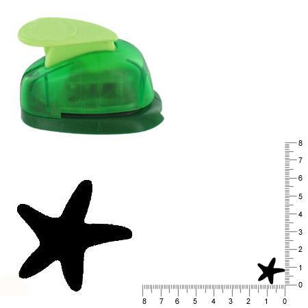 Petite perforatrice - Etoile de mer - Env 1.5 cm