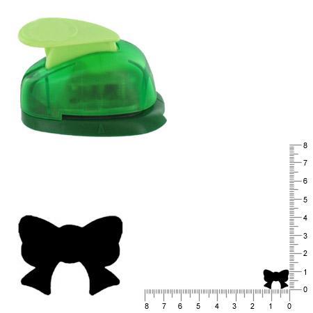 Petite perforatrice - Noeud - Env 1.3 cm