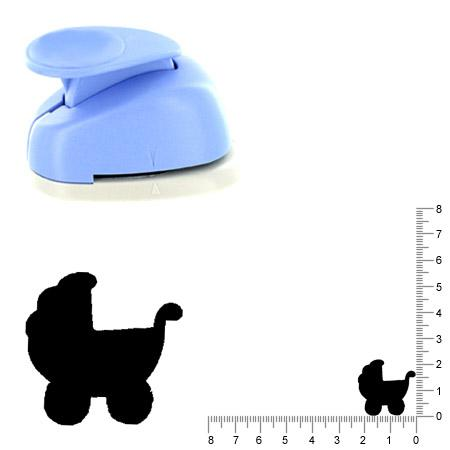 Moyenne perforatrice  - Landau - 2.2 cm