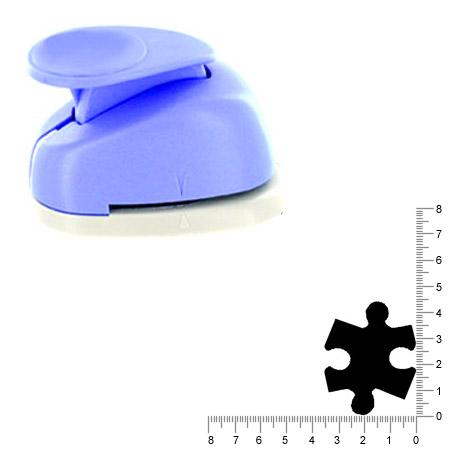 Géante perforatrice - Puzzle - Env 4.5 cm