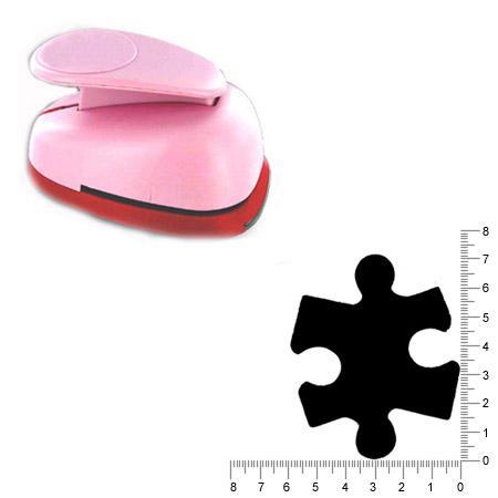 Maxi perforatrice - Puzzle - 7 cm