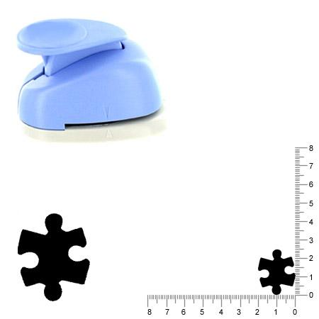 Moyenne perforatrice - Puzzle - 2 cm