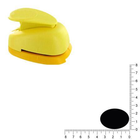 Grande perforatrice - Ovale