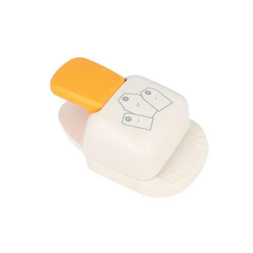 Perforatrice - Etiquettes droites - 3 pcs