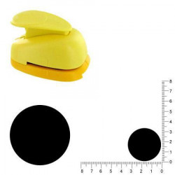 Grande perforatrice - Cercle - 3.3 cm