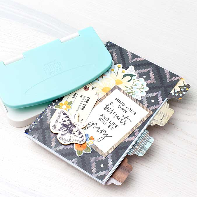 Perforatrices pour Planner Punch Board - Reliure Spirales