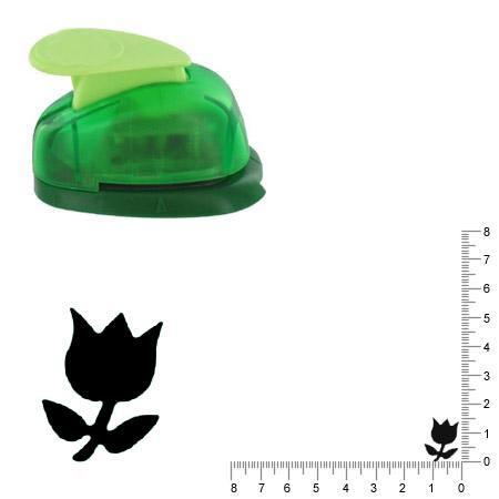 Petite perforatrice - Tulip 2 - 1,3 x 1,4 cm