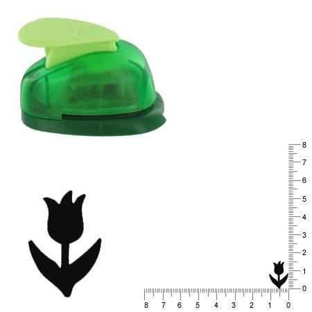 Petite perforatrice - Tulip 1 - 1,2 x 1,5 cm