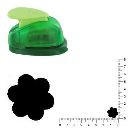 Petite perforatrice - Fleur 3 - Env 1.5 cm