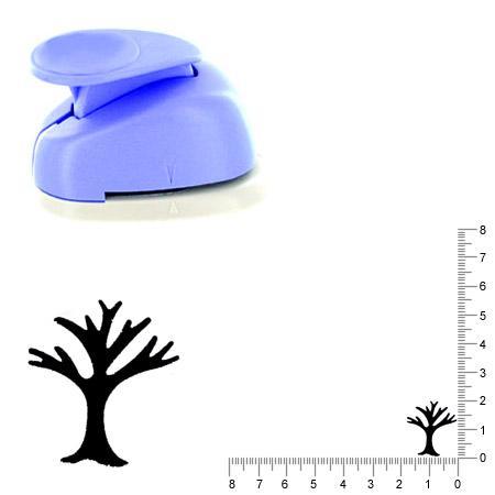 Moyenne perforatrice - Arbre - Env 2 cm
