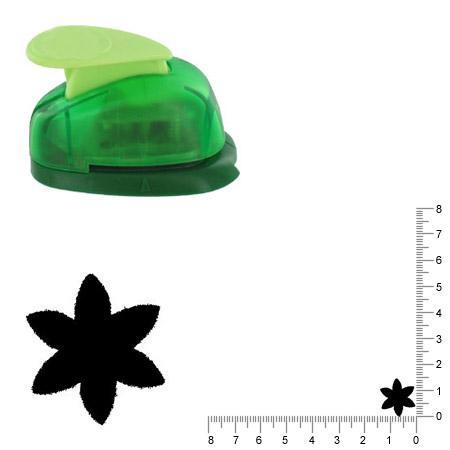 Petite perforatrice - Fleur 2 - 1,5 cm