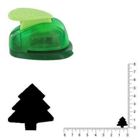 Petite perforatrice - Sapin 2 - Env 1.5 cm
