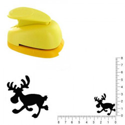 Grande perforatrice - Renne 1 - 3 cm