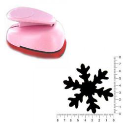 Maxi perforatrice - Flocon - 7 cm
