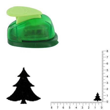 Petite perforatrice - Sapin - Env 1.4 cm