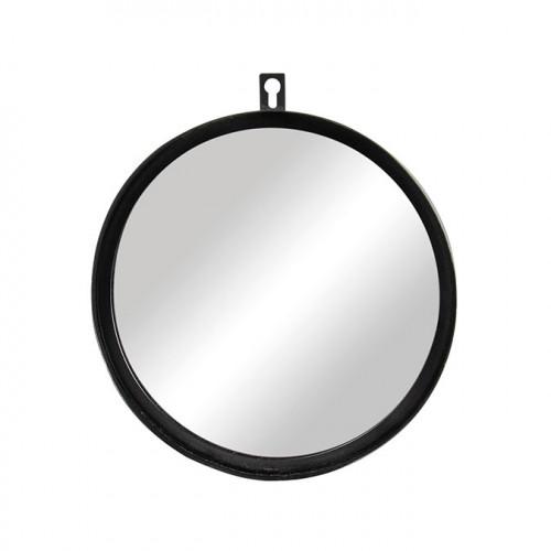 Miroir en métal Pin & Peg - 18 cm