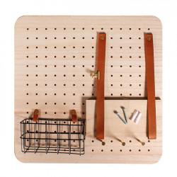 Pin & Peg : Rangements