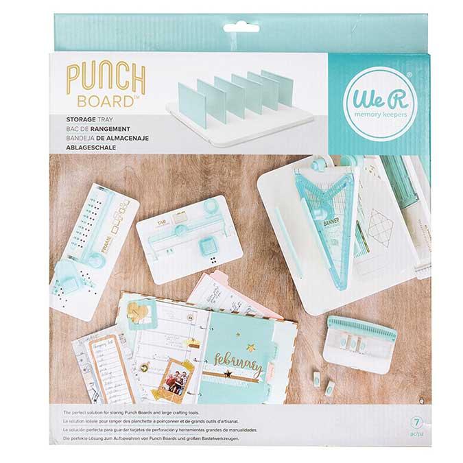 Rangement pour Punch Boards