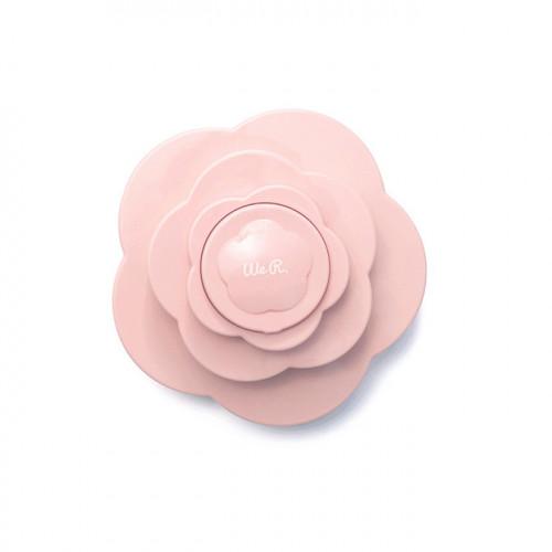 Mini rangement en forme de fleur - rose