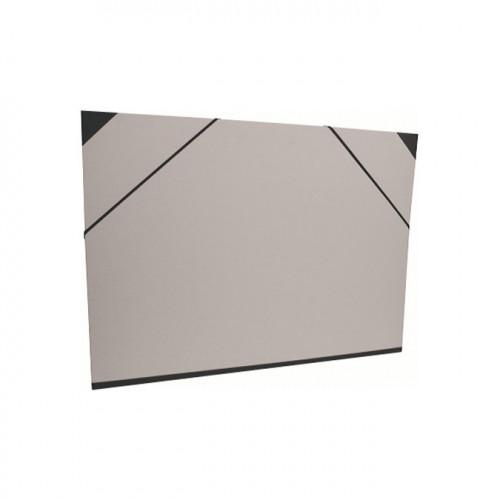 Carton à dessin brut - fermeture élastiques - 37 x 52 cm