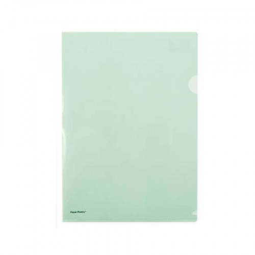 Chemise - Menthe - 22 x 31 cm