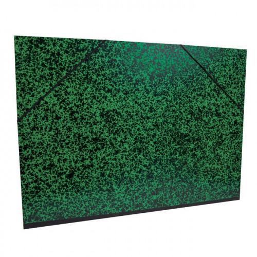 Carton de rangement pour papiers Annonay - 52x72 cm - Vert