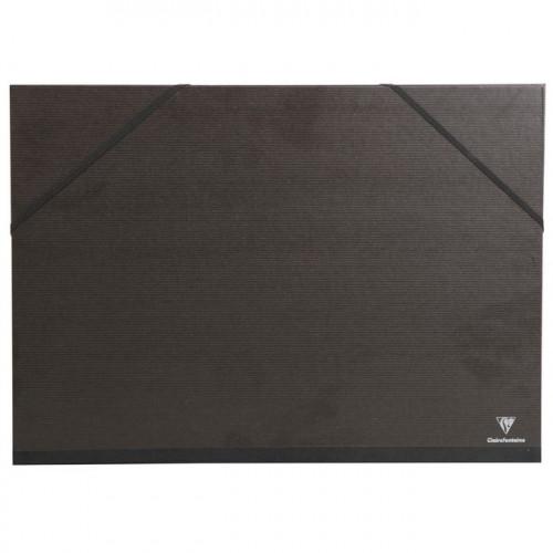 Carton de rangement pour papier 37x52 cm - Noir