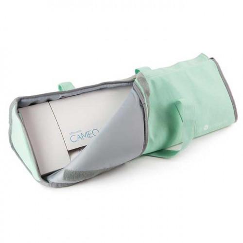 Sac vert en toile pour machine Cameo 1 & 2