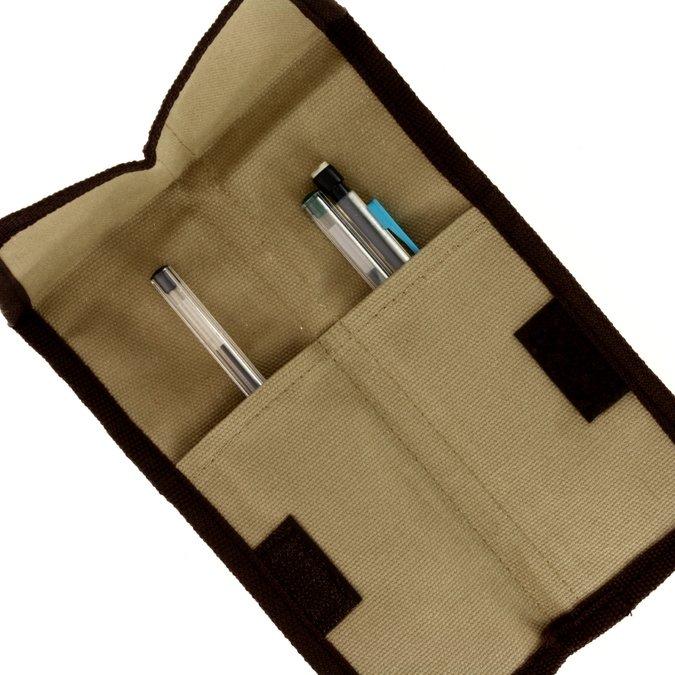Pochette pour stylos, feutres, crayons - 8 cm