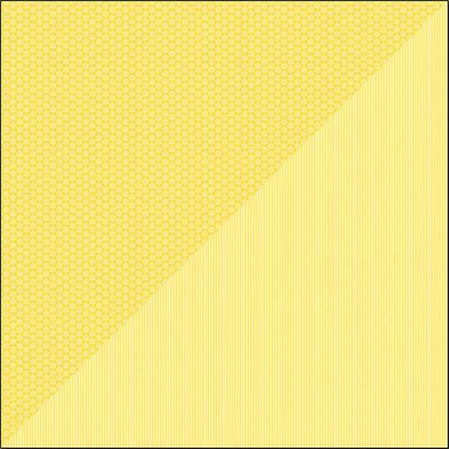 Daisy-Stripe - Papier Bumblebee