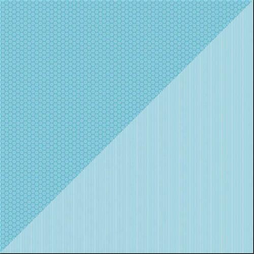 Daisy-Stripe - Papier Swimming Pool