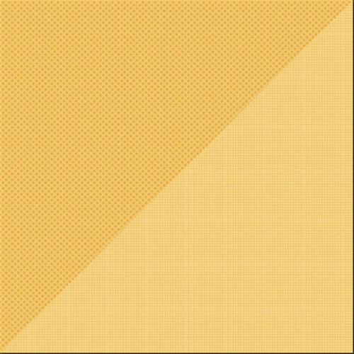 Dot-Grid - Papier Tangerine