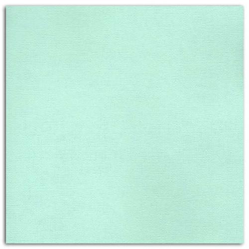 Papier uni - vert menthe