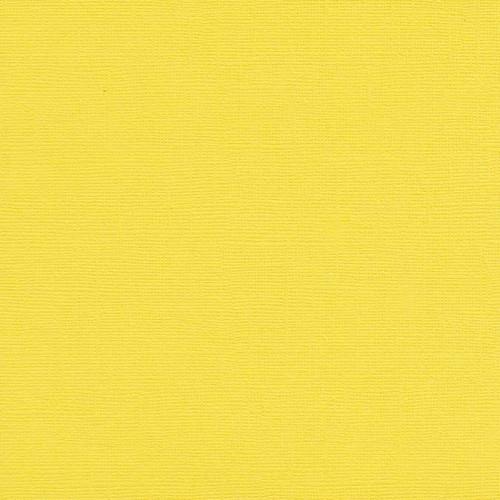 Kardstock texturé uni - jaune
