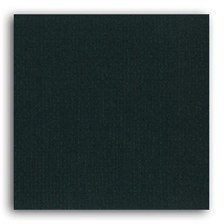 Papier uni - noir