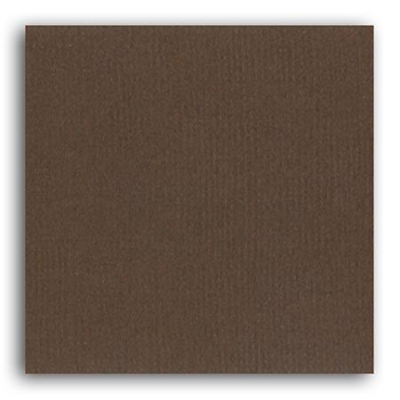 Papier uni - Chocolat