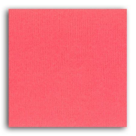 Papier uni - Rose Corail