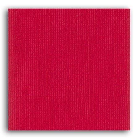 Papier uni - rouge