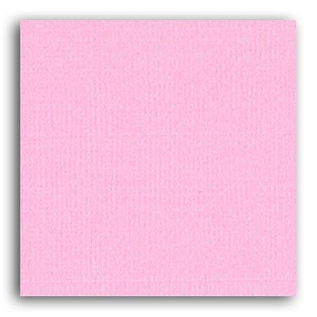 Papier uni - Rose Pâle
